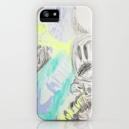 Ennui Forever iPhone Case