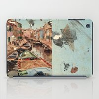 italy iPad Cases featuring Little Italy by Paul Prinzip