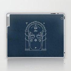 Speak friend and enter Laptop & iPad Skin