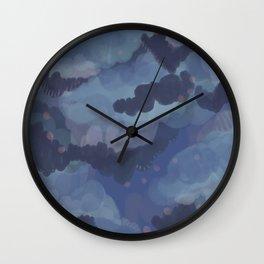 Blobster 15 Wall Clock