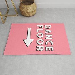 Dance Floor Rug