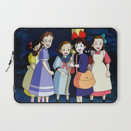 Kikis Delivery Service Laptop Sleeve