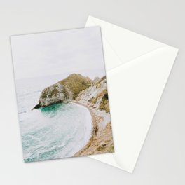 summer coast iv Stationery Cards