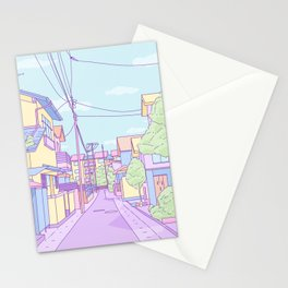 Lost in Japan Stationery Cards