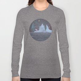 The Lonely Polarcorn Long Sleeve T-shirt