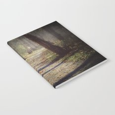 Wicked Woods Notebook