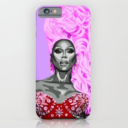 Call Me Mother iPhone Case