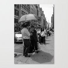 No Rain Canvas Print
