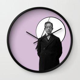 > king manuel II of portugal Wall Clock