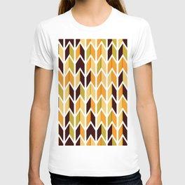Colorful Geometric Pattern VII T-shirt