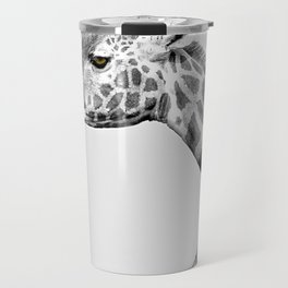 Two Giraffes Travel Mug