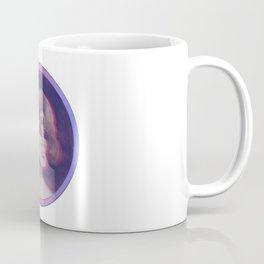 Anna Glyph: Three-Eyed Lady Coffee Mug