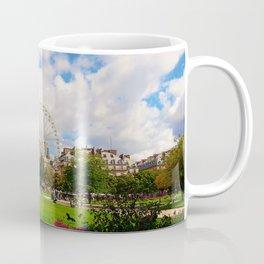 Garden of Tuileries Coffee Mug