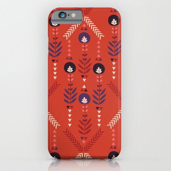 Flora Nativa iPhone & iPod Case