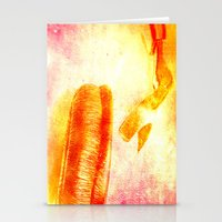 sound Stationery Cards featuring Sound by Fine2art