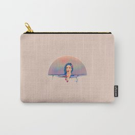 OVERFLOWING SINK Carry-All Pouch
