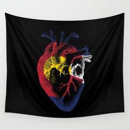 Colorado Heart Wall Tapestry