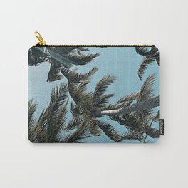 Perfect Sky Palms Carry-All Pouch