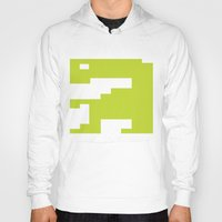 video game Hoodies featuring Worst Video Game Ever by Silvio Ledbetter