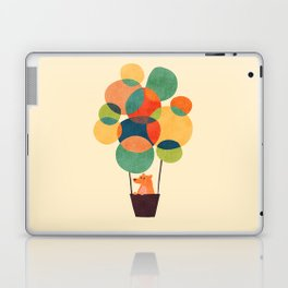 Whimsical Hot Air Balloon Laptop & iPad Skin