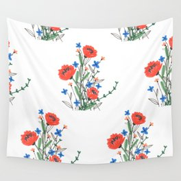 Growing Tall Wall Tapestry