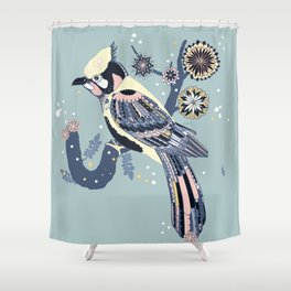 Sweetie Jay Shower Curtain