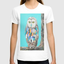 Imaginary owl T-shirt