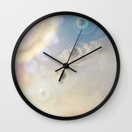 One Love; Many Forms Wall Clock