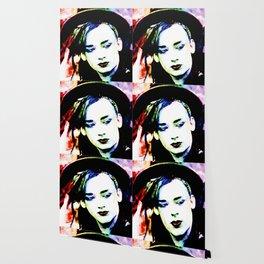 Boy George - Karma Chameleon - Pop Art Wallpaper