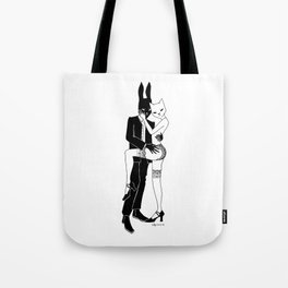 love your mistress Tote Bag