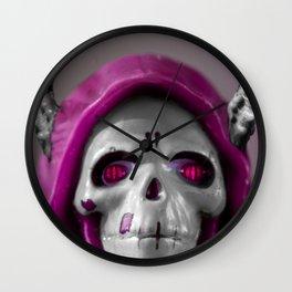 Skele-Taun Wall Clock