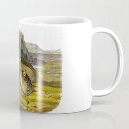 Prairie Wolf Coffee Mug