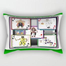 THE RAPP LORDS Rectangular Pillow