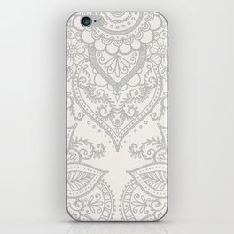 BOHO ORNAMENT 1A iPhone Skin