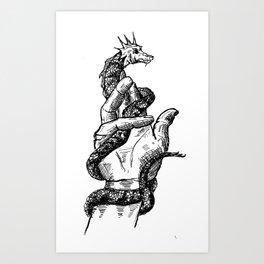 Surreality Art Print