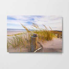 Beach - Wildwood, New Jersey Metal Print