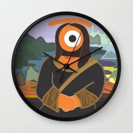 gi.ojo.ndo Wall Clock
