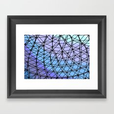 Between The Lines #2 Framed Art Print