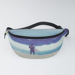 Feeling Blue // Bondi Beach Sydney Australia Fanny Pack