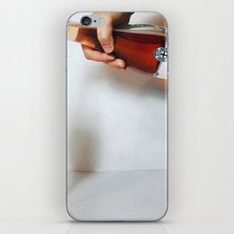 POUR IT UP iPhone Skin