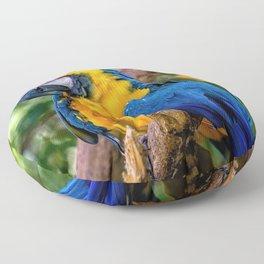 Macaw Floor Pillow