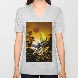 Moonshine Eclipse Unisex V-Neck