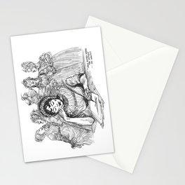 """Jane Austen Among the Women"" Stationery Cards"