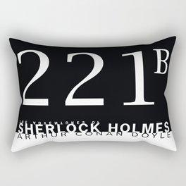 the classics .. 221B Rectangular Pillow
