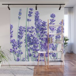 Fresh Lavender #1 #decor #art #society6 Wall Mural