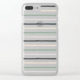 sophia Clear iPhone Case