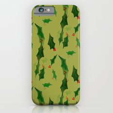 Have a Holly Jolly iPhone 6s Slim Case