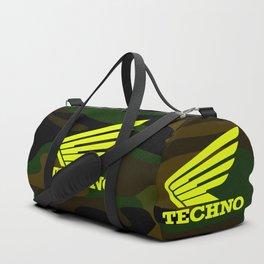 Techo wing Duffle Bag
