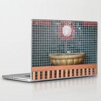 health Laptop & iPad Skins featuring HEALTH by Manuel Estrela 113 Art Miami