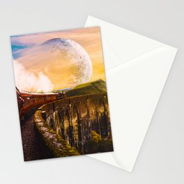 Yesterday's Passengers Stationery Cards